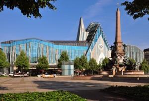 Augustinum der Uni Leipzig